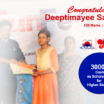 Deeptimayee Sahoo - Padagaon Scholarship from Mo Pathashala Founder's Club